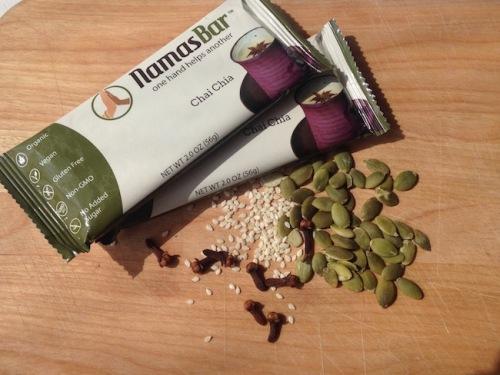 Ayurvedic ingredients and 100% organic