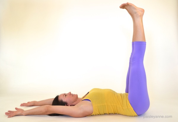 Uttana Padasana :: Leg Extension